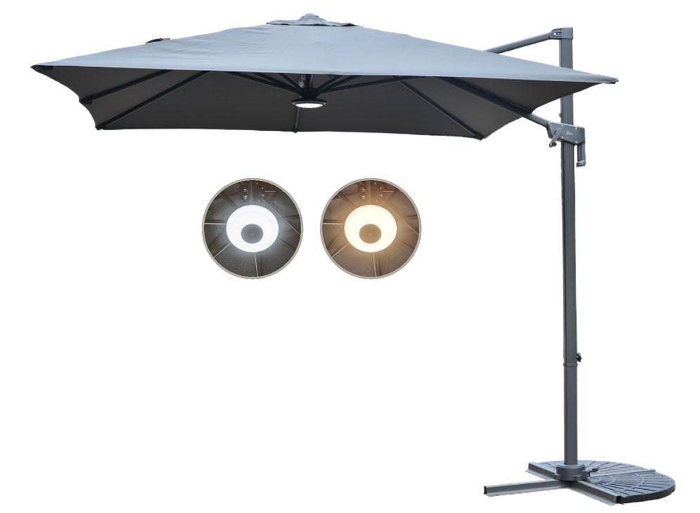 pagoda-square-roma-led-parasol-grey