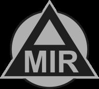 A MIR logo