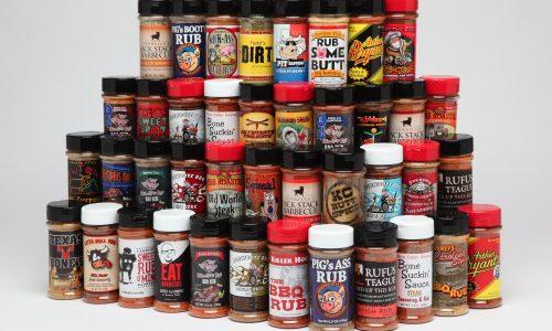 BBQ Gourmet - BBQ Rubs