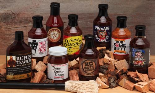 BBQ Gourmet - BBQ Sauces