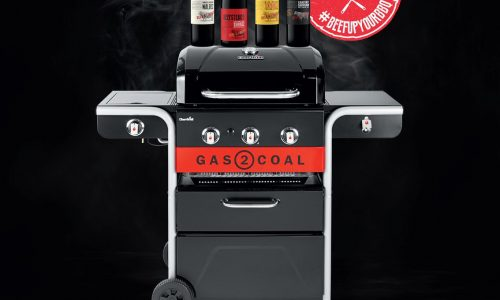Beef Up Your BBQ 2021 with Char-Broil and Beefsteak Club Wine