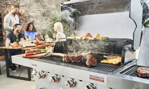 Char-Broil Professional PRO S4
