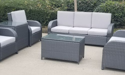Kilmore Rattan Lounge Set