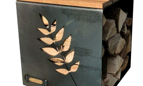 Firepits UK Ash leaf seat