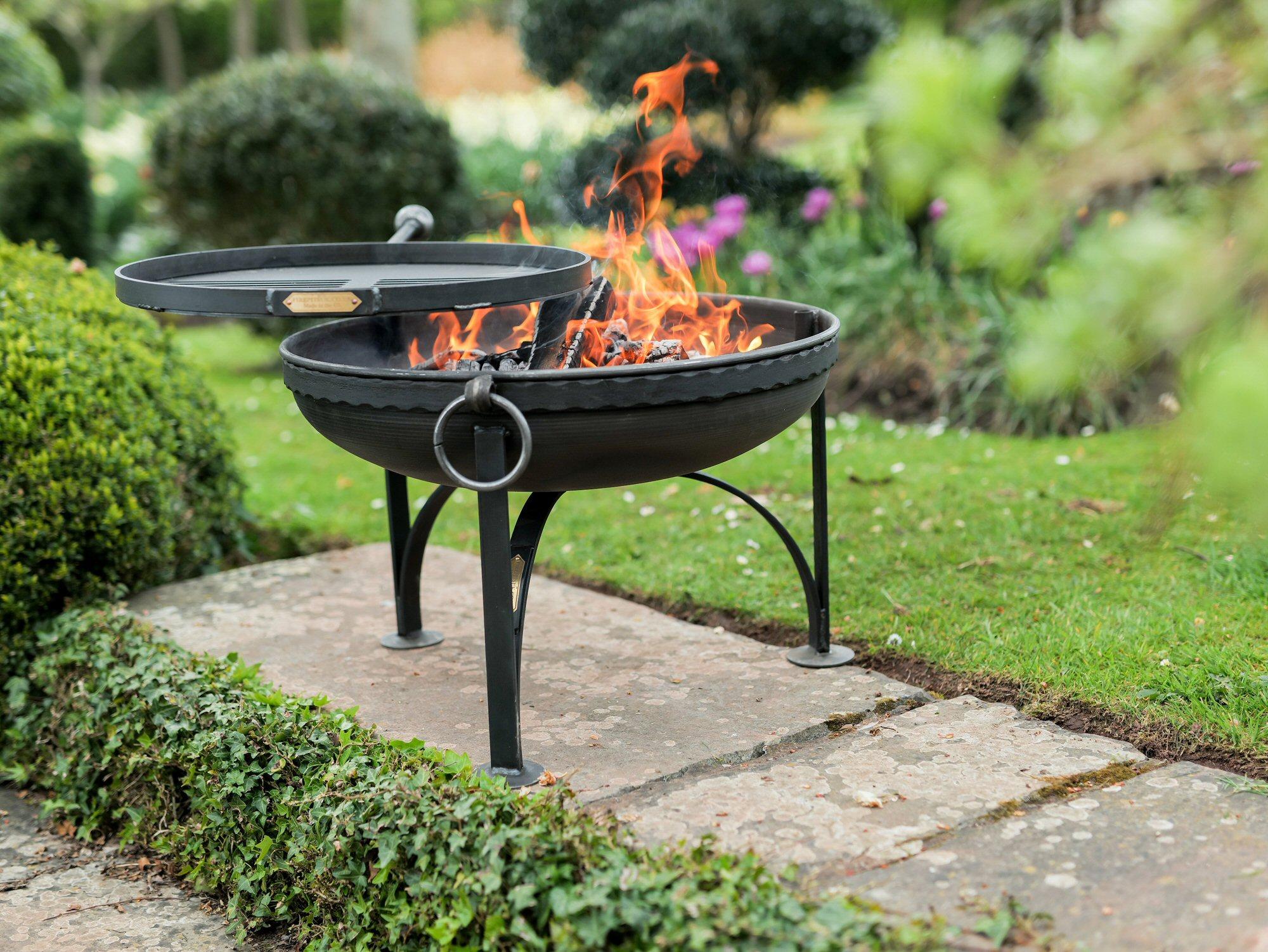 Firepits UK Plain Jane 60cm