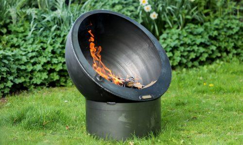 Firepits UK Tilted Sphere