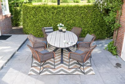 Garden Impressions Belle Vue. Innovative Dining Collections