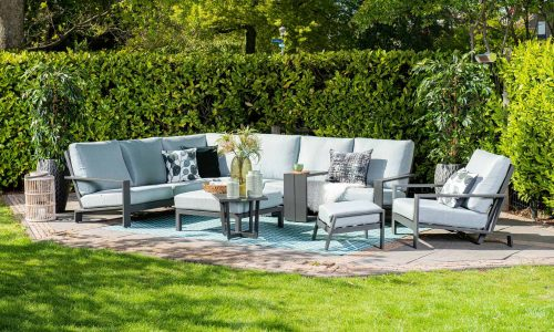 Garden Impressions Lincoln. Available as Corner Group & Sofa Set