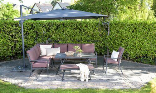 Garden Impressions Sergio. Adding extra fabric options