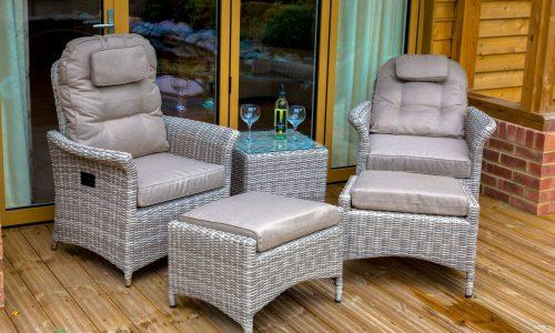 Glencrest Flamingo chairs