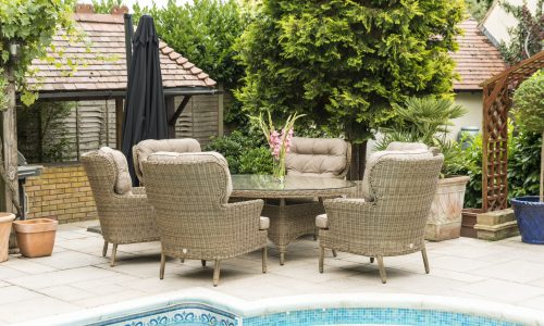 Glencrest Mayberry 6 chair set