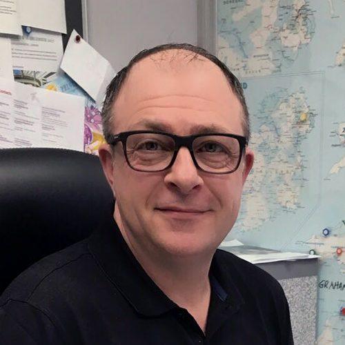 Glencrest Steve Potter Managing Director