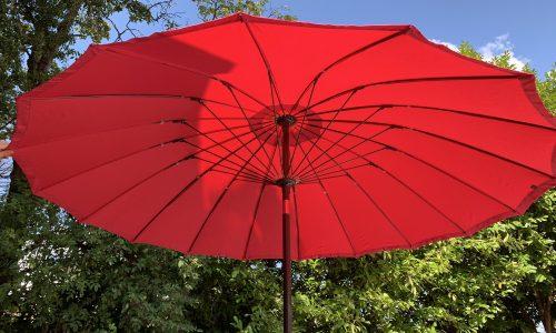 Glencrest Stürdi Parasol in red
