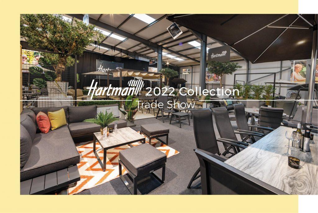 Hartman Trade Show Banner