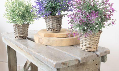 Kaemingk Home Deco Wicker Baskets