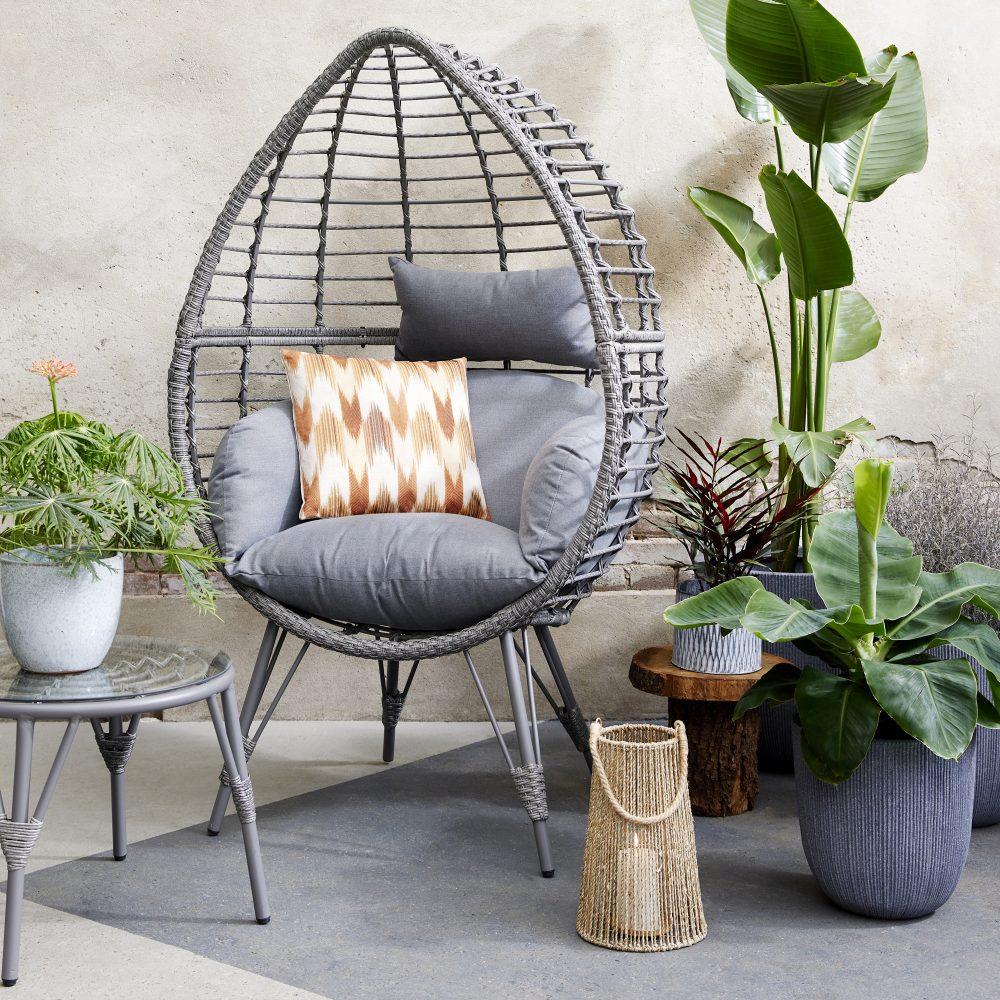 Kaemingk Single Egg Chair