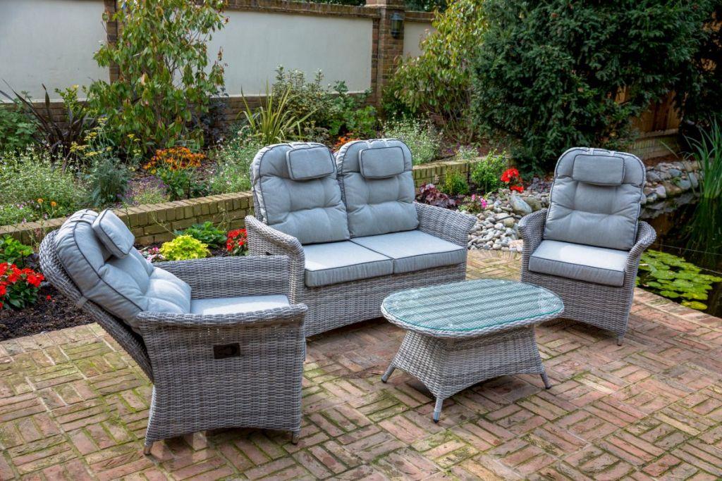 Katie Blake Outdoor Furniture by Glencrest Seatex Ltd
