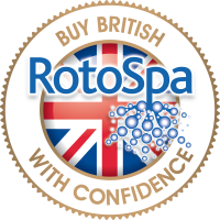 Rotospa buy British logo