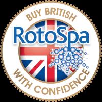 Rotospa buy British logo