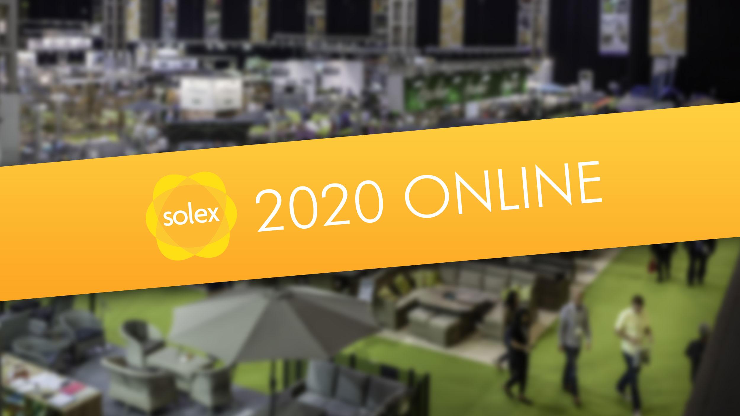 SOLEX 2020 ONLINE