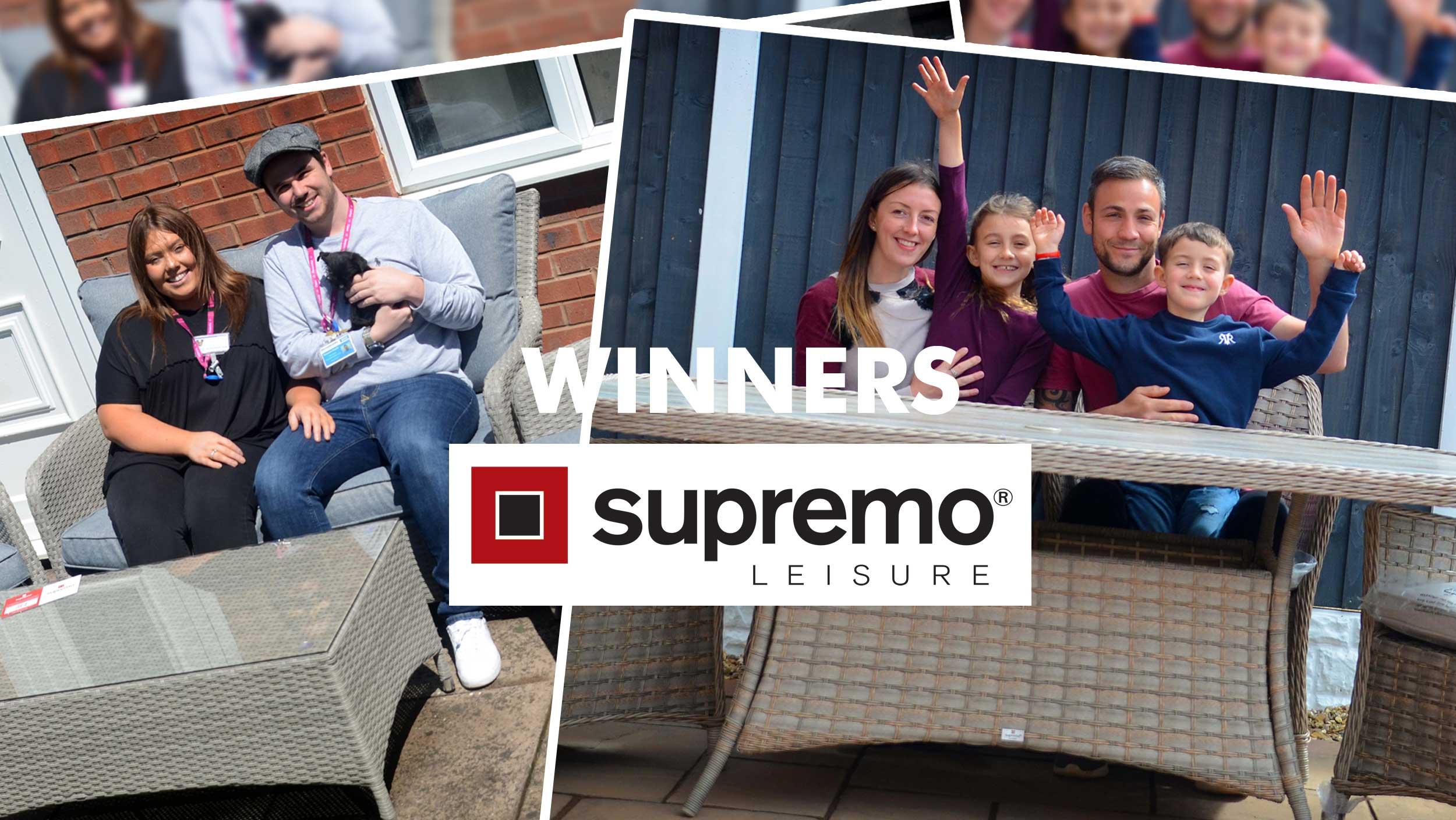 Supremo Winners