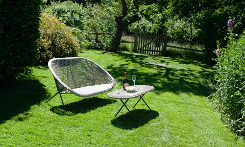 TOBS Wicker Bowl 2-Seater Chair
