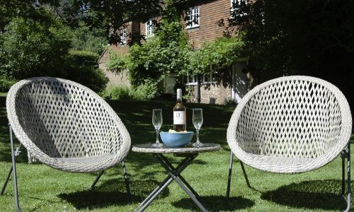 TOBS Wicker Bowl Chairs