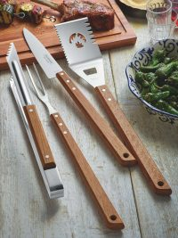 Tramontina barbeque tool set