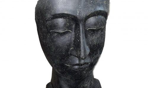 Tripod Home Stone Face