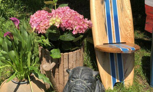 Tripod Home Surf Board Chair