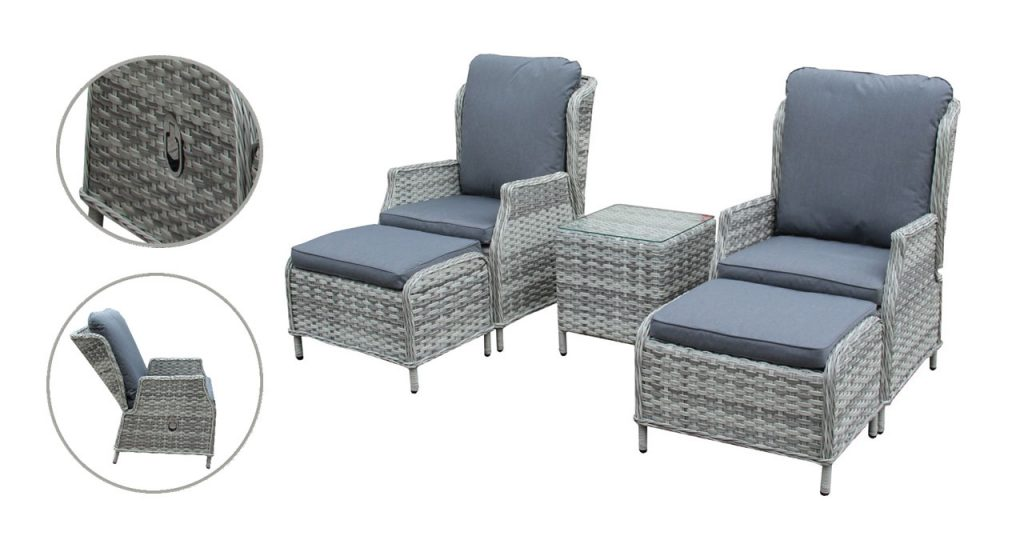 pagoda-verona-deluxe-reclining-companion-set
