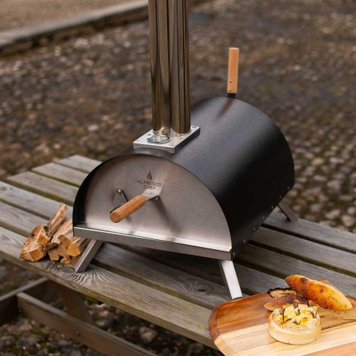 Alfresco Chef top of the range wood fired ovens and accessories