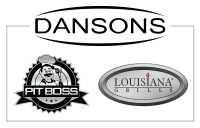 Dansons Pit Boss Louisiana Grills logo