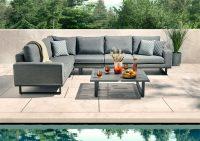 Desser Aruba Large Patio Corner Sofa Set