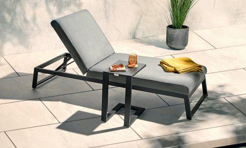 Aruba Reclining Sun Lounger