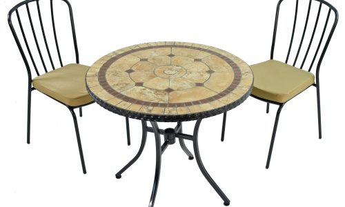 Europa Leisure Exclusive Garden - Richmond table with Milan chairs