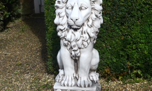 Europa Leisure Solstice Sculpturers - Small Lion