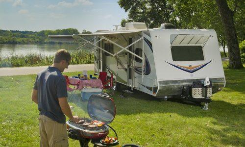 Flogas Gaslight Caravan BBQ