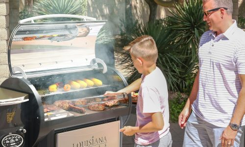 Louisiana Grills Founders Series Wood Fired Pellet Grills