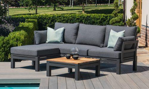 Maze Oslo Chaise Sofa Set