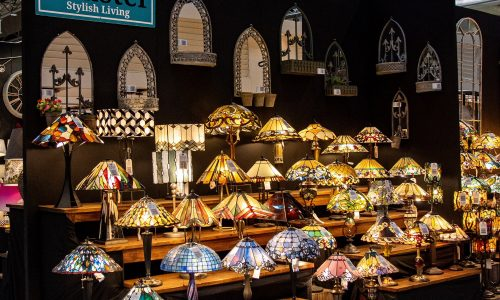 Minster Tiffany Lamps
