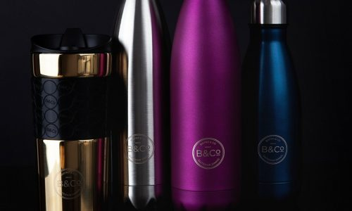 Summit International B&CO Flask Range
