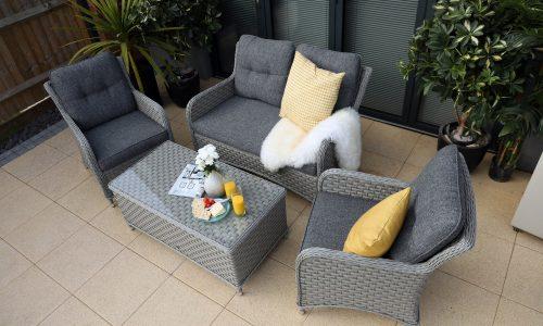 Supremo Leisure Amalfi Lounge Set