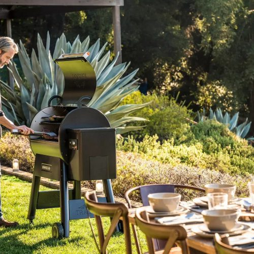 Traeger Ironwood 885 Aptos