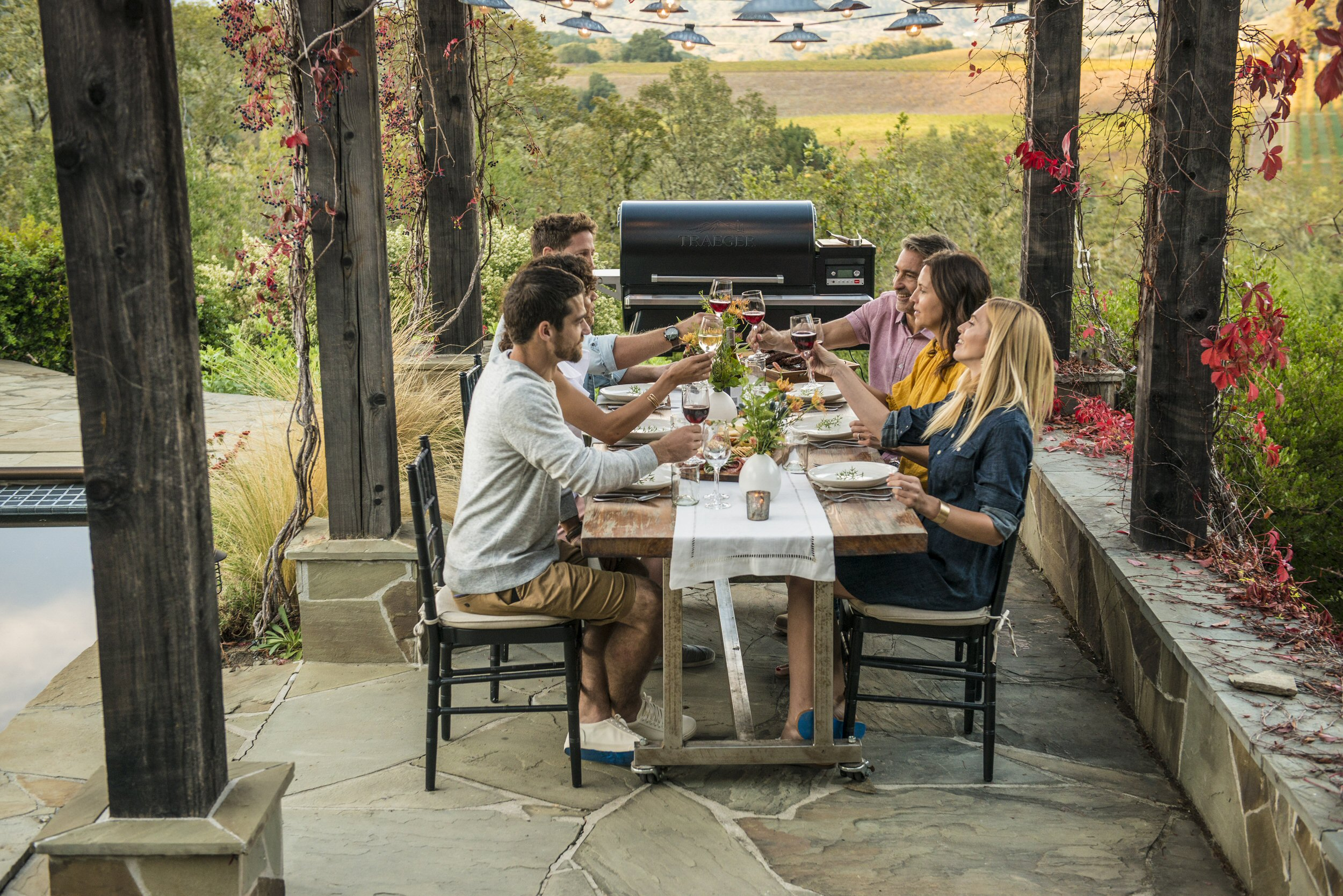 Traeger - The Original Wood-Fired Barbecue