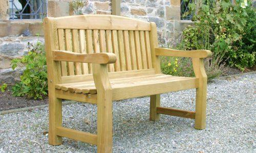 Zest 4 Leisure Emily 2 Seater Garden Bench