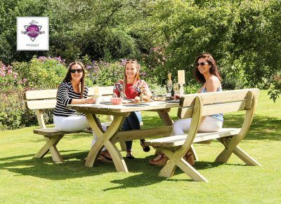 Zest 4 Leisure Harriet Dining Set w GIMA Award